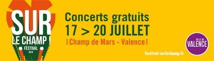 Mairie Valence - bannière newsletter juin/juillet 2019